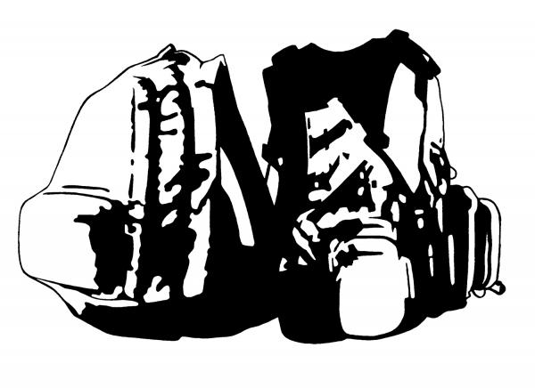Vester og packs